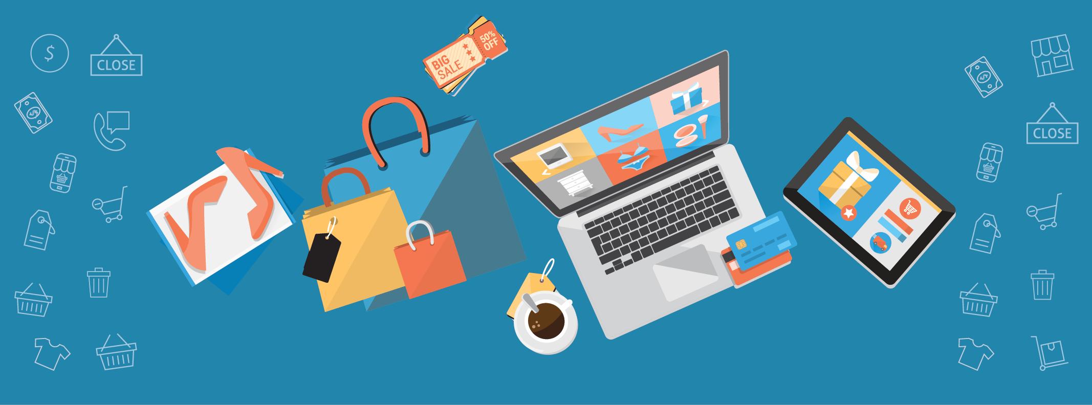 Header image Millennials Digital Shopping Miller Group Marketing Los
